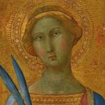 Yes, there's actually a St. Corona! And her remains are in Northern Italy