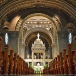 Amid riots, Minneapolis basilica damaged by fire