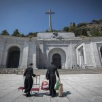 Spanish government wants to remove the cross from the Valley of the Fallen