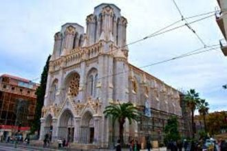 Basilica of Notre-Dame in Nice