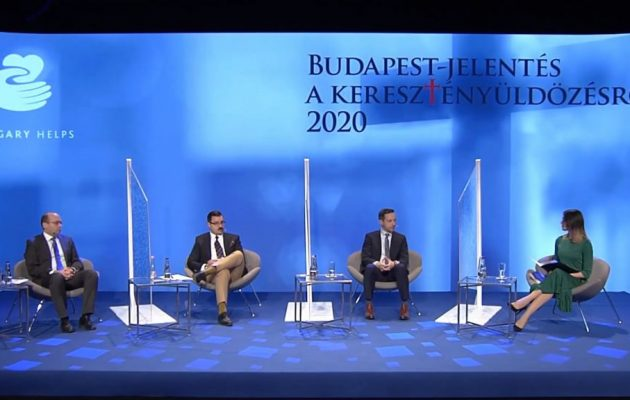 Budapest report on Christian persecution