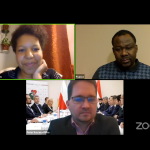 Videoconference by the Foundation for Africa regarding the Hungary Helps Program
