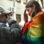 Polish LGBT activist confronted with the power of mercy after disrupting rosary